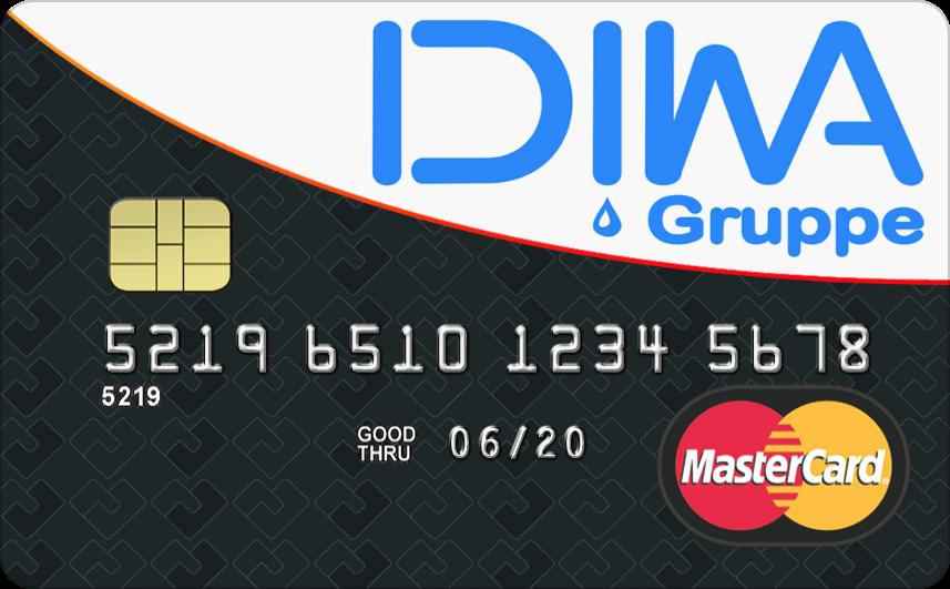 diwa Beispiel MasterCard